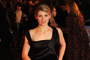 Actress Jodie Whittaker attends the World premiere of 'St Trinian's 2: The Legend of Fritton's Gold' at the Empire Leicester Square on December 9, 2009 in London, England.