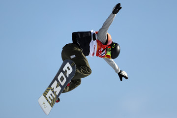Staale Sandbech Snowboard - Winter Olympics Day 2