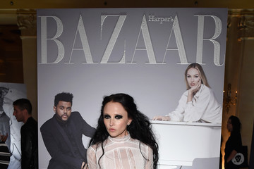 Stacey Bendet Harper's BAZAAR Celebrates 'ICONS By Carine Roitfeld' At The Plaza Hotel Presented By Infor, Laura Mercier, Stella Artois, FUJIFILM And SWAROVSKI - Photo Wall