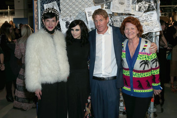 Stacey Bendet Amy Fine Collins Alice + Olivia By Stacey Bendet- Presentation - Fall 2016 New York Fashion Week: The Shows