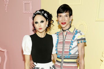 Stacey Bendet Amy Fine Collins Alice And Olivia By Stacey Bendet - Arrivals - September 2019 - New York Fashion Week: The Shows
