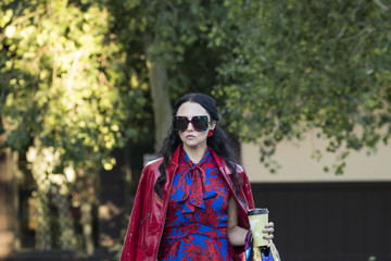 Stacey Bendet Eisner Annual Allen And Co. Meeting In Sun Valley Draws CEO's And Business Leaders To The Mountain Resort Town