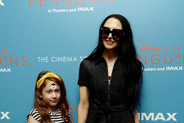 Stacey Bendet Eisner 'Penguins' New York Screening