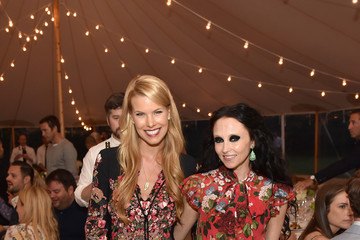 Stacey Bendet Eisner NET-A-PORTER Co-Hosts The GOOD+ Foundation's Hamptons Summer Dinner - Inside