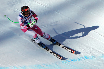 Stacey Cook Audi FIS Alpine Ski World Cup - Women's Downhill Training