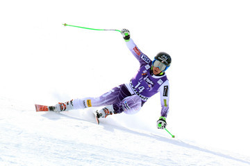 Stacey Cook Audi FIS Alpine Ski World Cup