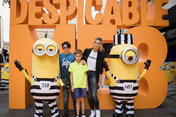 Stacey Soloman 'Despicable Me 3' Multimedia Screening