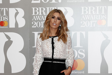 Stacey Solomon The BRIT Awards 2017 - Red Carpet Arrivals