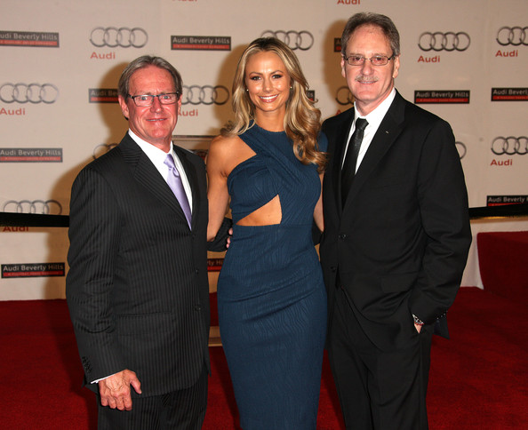 Stacy Keibler Photos Photos Audi Celebrates The Grand Opening Of - Audi beverly hills