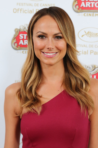 Stacy Keibler Stacy Keibler visits The Stella Artois Suite during The