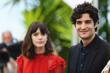 Stacy Martin 'Redoutable (Le Redoutable)' Photocall - The 70th Annual Cannes Film Festival