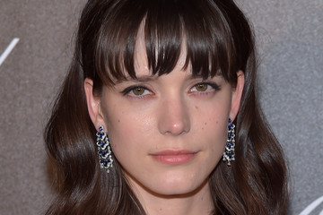 Stacy Martin Chopard Trophy Photocall - The 70th Annual Cannes Film Festival