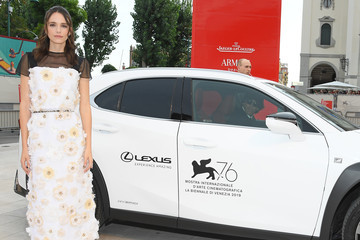 Stacy Martin Lexus At The 76th Venice Film Festival - Day 11
