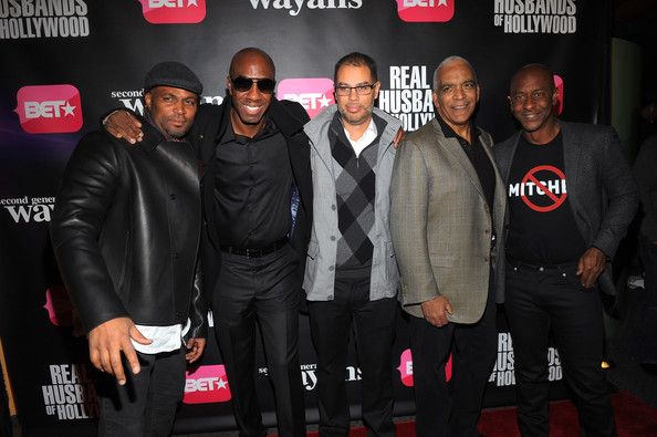 """BET Networks New York Premiere Of """"Real Husbands of Hollywood"""" And """"Second Generation Wayans"""" [real husbands of hollywood,second generation wayans,premiere,event,performance,brand,stan lathan,stephen g. hill,jesse collins,jb smoove,chris spencer,new york,bet networks,premiere]"""