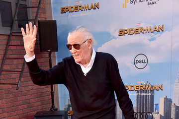 Stan Lee Premiere of Columbia Pictures' 'Spider-Man: Homecoming' - Arrivals