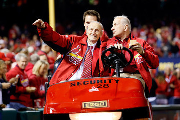 Stan Musial (FILE) Baseball Hall Of Famer Stan Musial Dies At 92