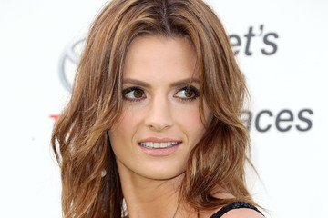 Stana Katic Environmental Media Association Hosts Its 25th Annual EMA ... Rachellelefevre