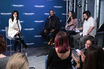 Stanley T Camila Cabello Performs Live on SiriusXM