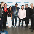 Stanley T 5 Seconds Of Summer Performs Live On SiriusXM Hits 1 At The SiriusXM Studios In New York City