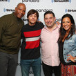 Stanley T Louis Tomlinson Performs Live On SiriusXM Hits 1 At The SiriusXM Studios In New York City