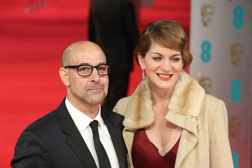Stanley Tucci EE British Academy Film Awards 2014 - Red Carpet Arrivals