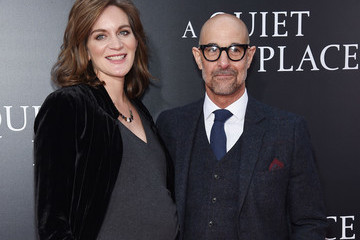 Stanley Tucci 'A Quiet Place' New York Premiere