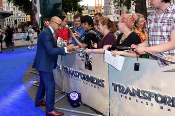 Stanley Tucci 'Transformers: The Last Knight' Global Premiere