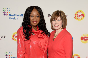 Star Jones Nancy Brown Woman's Day Celebrates 17th Annual Red Dress Awards - Arrivals
