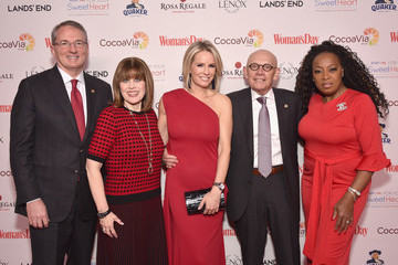 Star Jones Nancy Brown Woman's Day Celebrates 15th Annual Red Dress Awards - Arrivals