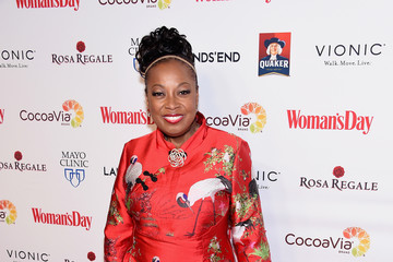 Star Jones 14th Annual Woman's Day Red Dress Awards