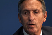 Howard Schultz Photos Photo