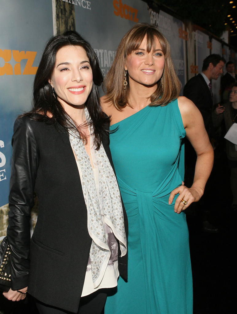 jaime murray lucy lawless pictures, photos & images - zimbio