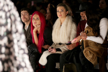 Stassi Schroeder Erin Fetherston -Front Row - Mercedes-Benz Fashion Week Fall 2015