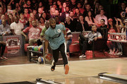Chris Paul bowls during the 2019 State Farm Chris Paul PBA Celebrity Invitational on January 17, 2019 in Houston, Texas.