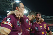 Greg Inglis and Johnathan Thurston Photos Photo