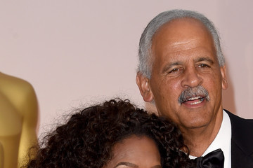 Stedman Graham Arrivals at the 87th Annual Academy Awards — Part 3