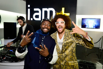 Stefan Gordy will.i.am Launches i.amPULS SmartBand