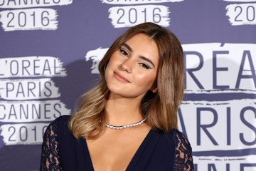 Stefanie Giesinger L'Oreal Paris Blue Obsession Party - The 69th Annual Cannes Film Festival