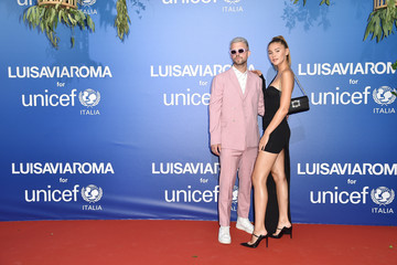 Stefanie Giesinger Unicef Summer Gala Presented By Luisaviaroma – Photocall
