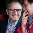 Stefano Domenicali F1 Grand Prix Of Italy - Qualifying