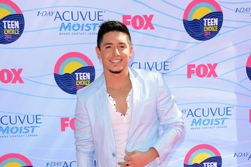 Stefano Langone Teen Choice Awards 2012 - Arrivals