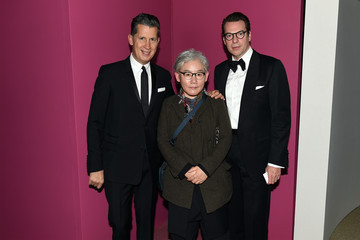 Stefano Tonchi 2015 Guggenheim International Gala Dinner, Made Possible by Dior