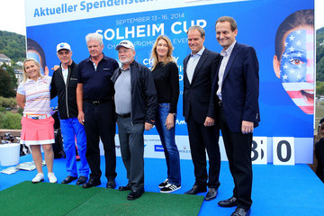 Steffi Graf Solheim Cup Charity Promotion Event: Day 1