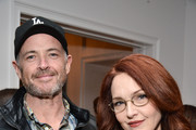 Amy Yasbeck and Peter Higgins Photos Photo