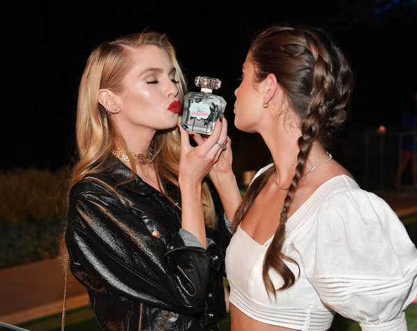 Angel Taylor Hill Introduces The New Tease Dreamer Fragrance Collection At Victoria's Secret