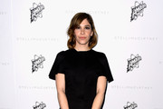 Actress/model Carrie Brownstein attends Stella McCartney Autumn 2016 Presentation at Amoeba Music on January 12, 2016 in Los Angeles, California.