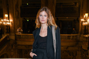 (EDITORIAL USE ONLY) Constance Jablonski attends the Stella McCartney show as part of the Paris Fashion Week Womenswear Fall/Winter 2020/2021 on March 02, 2020 in Paris, France.