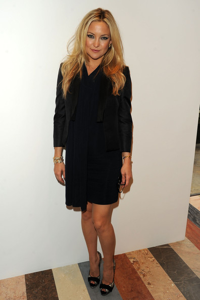 Actress Kate Hudson attends Stella McCartney - Spring 2011 Presentation at Gavin Brown's Enterprise on June 8, 2010 in New York City.
