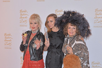 Stella McCartney British Fashion Awards 2015 - Winners Room