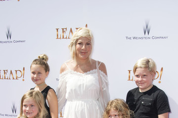 Stella Mcdermott Premiere of The Weinstein Company's 'Leap!' - Arrivals